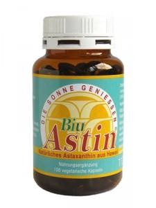 Astaxanthin BioAstin