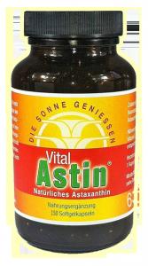 Astaxanthin VitalAstin