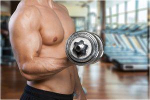 Protein Shake für Muskelaufbau selber machen